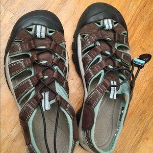 Keen Newport H2 Sandals Outdoor Waterproof Hiking